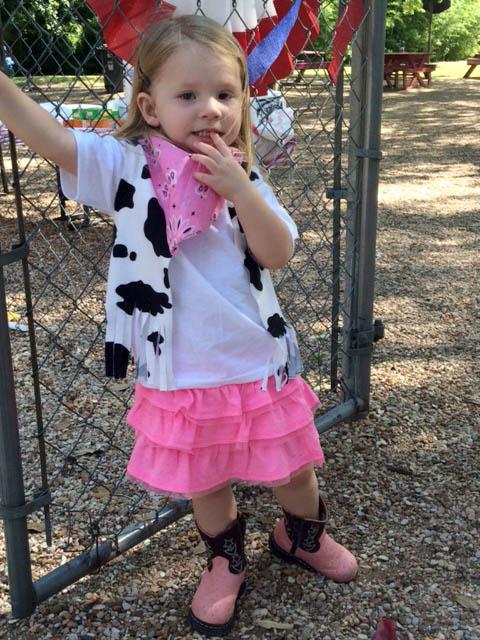 Cowgirl Maddie