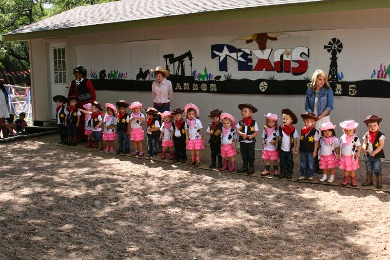 Toddler Class Texas Song