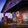 Abandoned Gas Station in North Zulch, Texas - ©2012 David Cox Photography